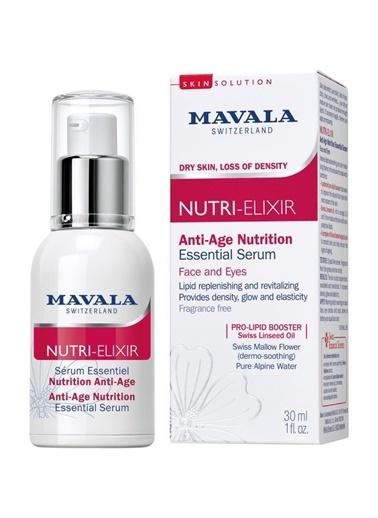 Mavala Mavala Nutri Elixir Anti Age Nutrition Essential Serum 30 ml Renksiz